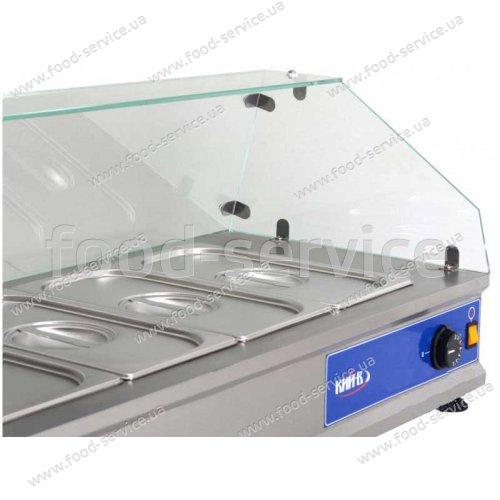 Тепловая витрина настольная ВТН-5-1055