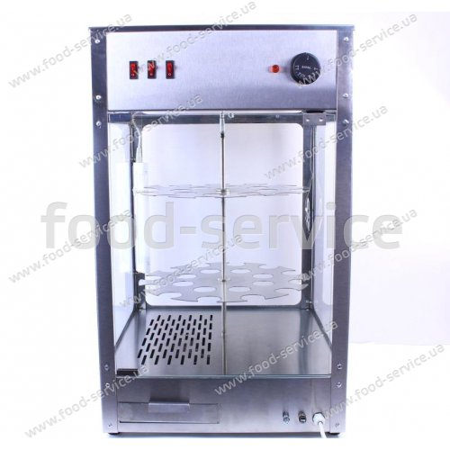 Тепловая витрина для конопиццы настольная ВК-40