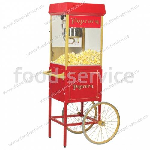 Аппарат для приготовления попкорна 2404EX FunPop Gold Medal