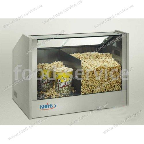 Витрина тепловая для попкорна ВТПК-920 на 2 вида