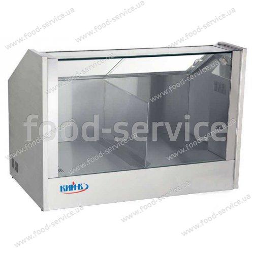 Витрина тепловая для попкорна ВТПК-1000 на 2 вида