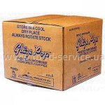 Добавка сладкая карамель Glaze Pop ящик 22,68кг