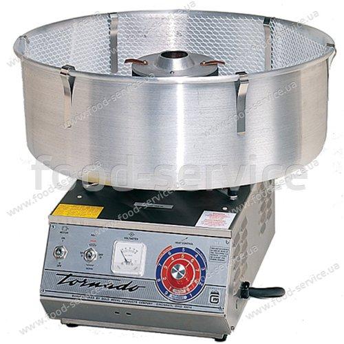 Аппарат приготовления сахарной ваты (алюм.ловитель) Tornado 3005