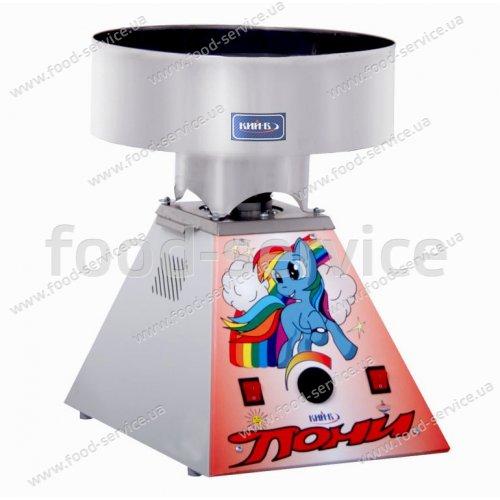 Аппарат сахарной ваты УСВ-5 Пони