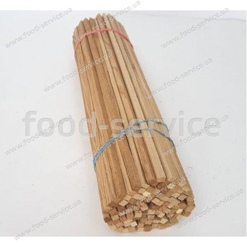 Палочки деревяные для сахарной ваты L35 (100шт)