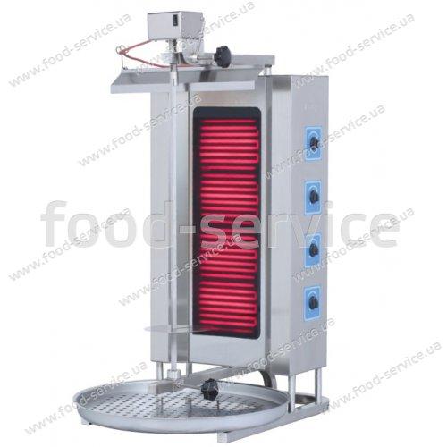 Аппарат для шаурмы электрический ADE-4 U