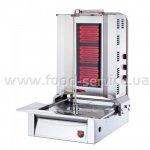 Аппарат для шаурмы Silver AD 03 стеклокерамика с нижним приводом