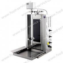 Аппарат для шаурмы Remta SD14 стеклокерамика электр.с приводом