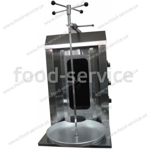 Стекло на шаурму электрическую Pimak (20х63 см.)