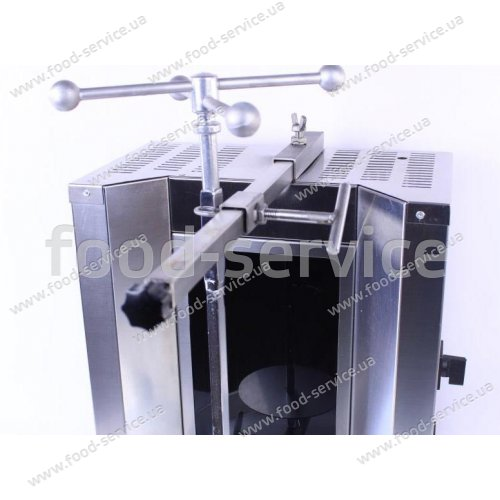 Аппарат для шаурмы Remta SD12 стеклокерамика электр.