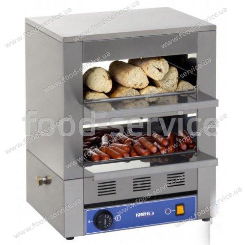 Аппарат хот-дог паровой АПХ-П