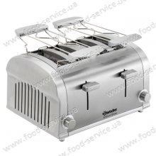 Гриль-тостер вертикальный Silverline 4 Bartscher 100202