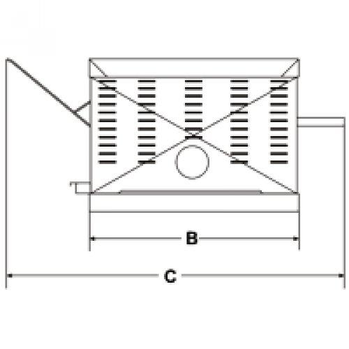 Тостер конвейерный SIRMAN ROLLER BREAKFAST VV