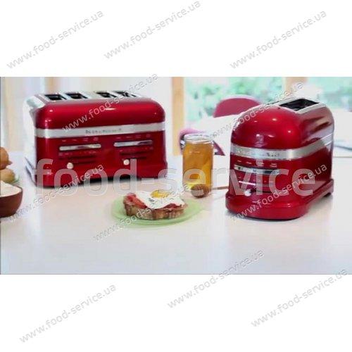 Тостер вертикальный KitchenAid 5KMT4205EER красный
