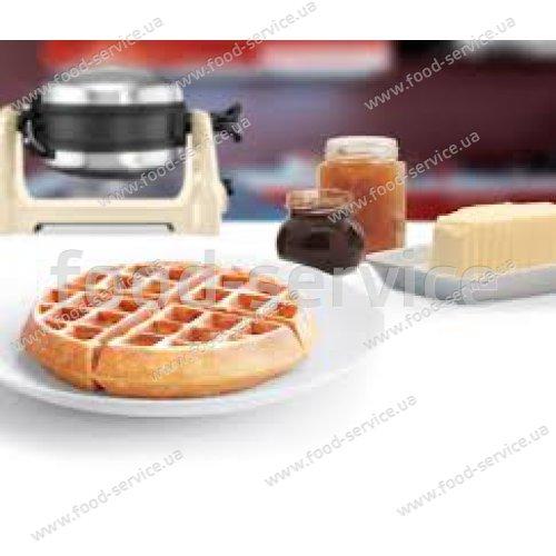 Вафельница KitchenAid 5KWB110EAC кремовая