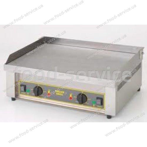 Жарочная поверхность газовая гладкая Roller Grill PS 600 G
