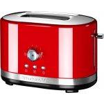 Тостер вертикальный KitchenAid 5KMT2116EER красный