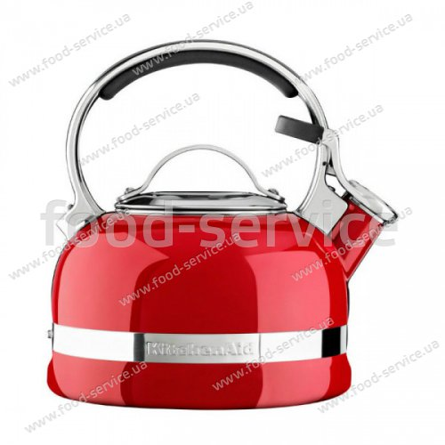 Чайник наплитный 1,9л KitchenAid KTEN20SBER красный