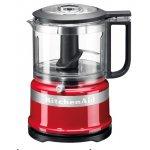 Кухонный мини комбайн KitchenAid 5KFC3516EER красный