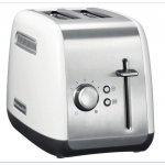 Тостер вертикальный KitchenAid 5KMT2115EWH белый