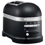 Тостер вертикальный KitchenAid 5KMT2204EBK черный чугун