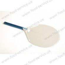 Лопата для пиццы 33*120 см. Gi-Metal A-32/120 AZZURRA  алюминий