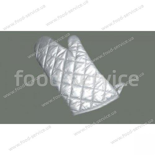 Рукавица пекарская плотная 38 см.