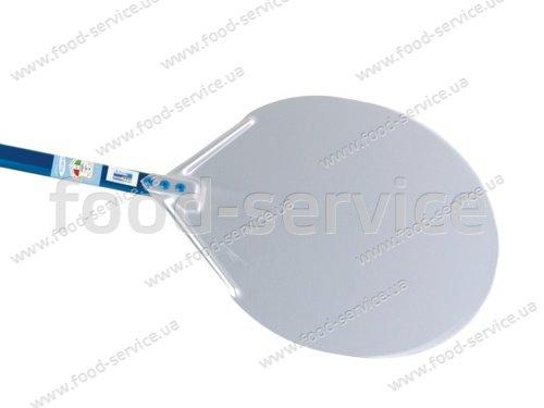 Лопата для пиццы 50*120 см. Gi-Metal A-50/120 AZZURRA алюминий