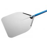 Лопата для пиццы 41*120 см. Gi-Metal A-41R/120 AZZURRA алюминий