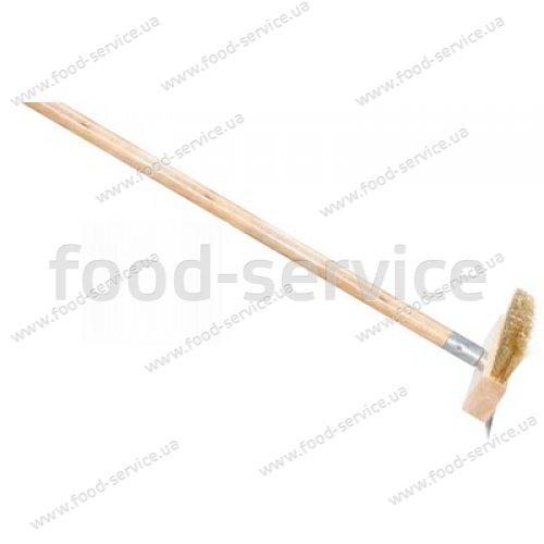 Щетка-скребок для чистки печей для пиццы Hendi 525630