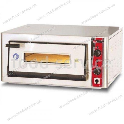 Печь электрическая для пиццы SGS PO 6262E (без термометра)