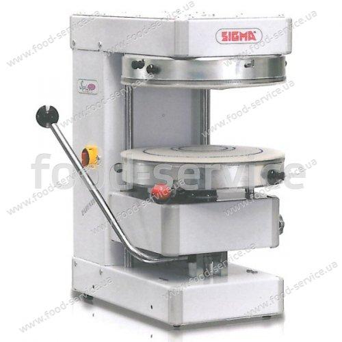 Пресс для формования пиццы холодным методом Sigma SPZ 50