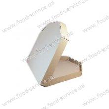 Коробка для пиццы без печати 300х300*37 мм. 50 шт./уп.