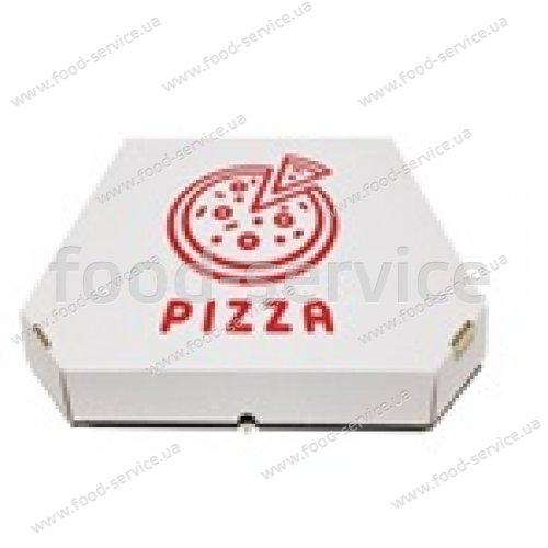 Коробка для пиццы 400х400*40 мм., 100 шт./уп.