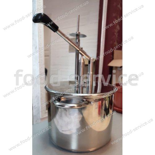 Дозатор-наполнитель ручной для крема и начинки 8003 на 5л РАСПРОДАЖА