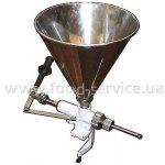 Дозатор-наполнитель ручной для крема и начинок РД