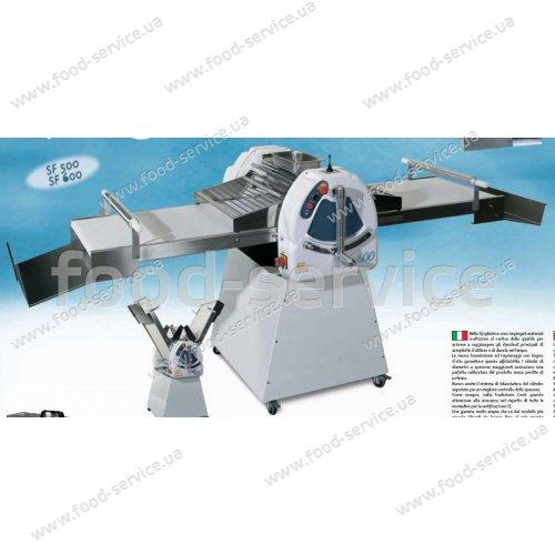 Тестораскаточная машина настольная SF600х1250, Conti
