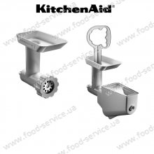 Комплект мясорубка и протирка  5FVSFGA  KitchenAid