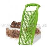 Бэби-Твинс терка Borner Prima зеленая для пюре и стружки