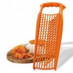 Бэби-Твинс терка Borner Prima оранжевая для пюре и стружки