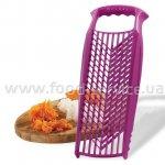 Бэби-Твинс терка Borner Prima фиолетовая для пюре и стружки