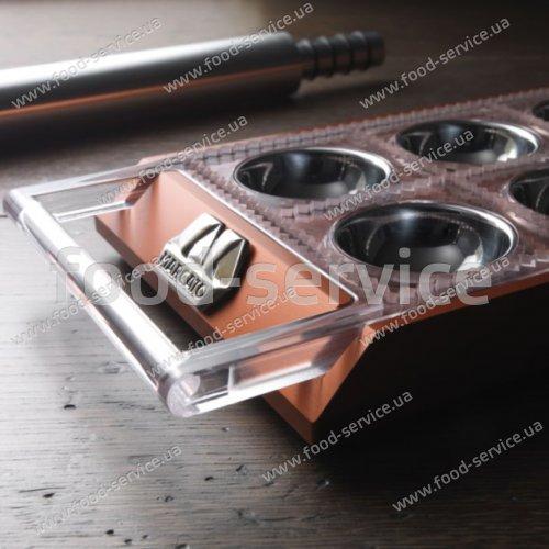 Штамп для изготовления пельменей Marcato Ravioli Tablet rame
