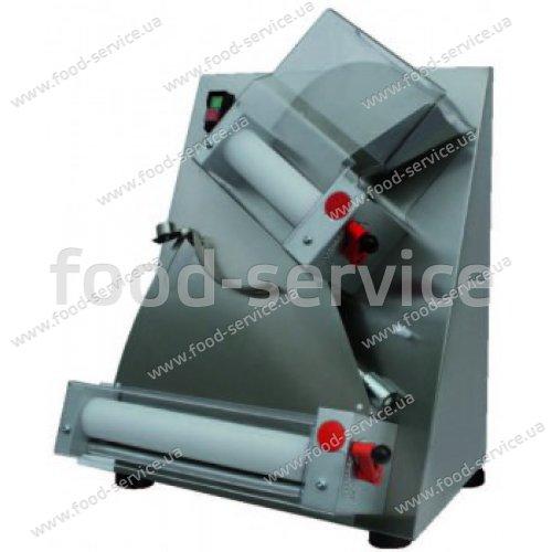 Тестораскаточная машина для пиццы PIZZA GROUP P40A