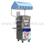 Фризер для мягкого мороженого Cooleq IIM-02 S с помпой