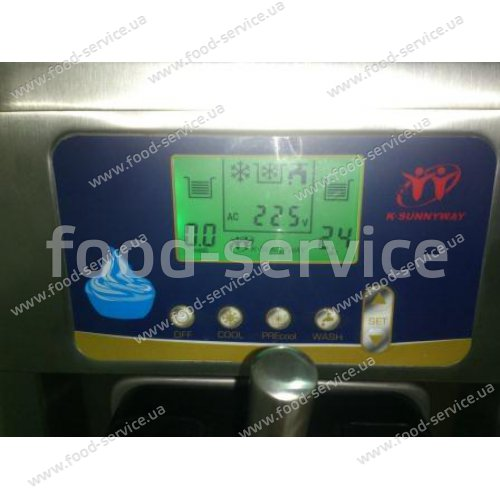 Фризер для мягкого мороженого UNISNOW 1119А