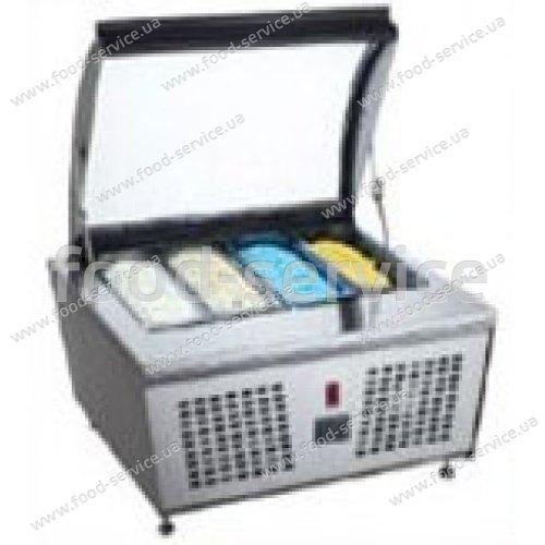Витрина для твердого мороженого FROSTY RTD-67L