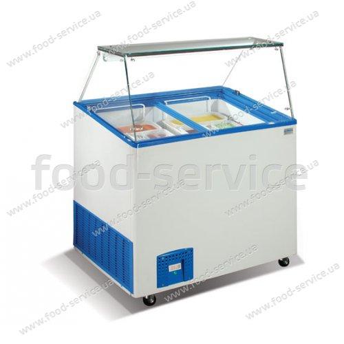 Витрина для твердого мороженого Crystal Venus Vetrine 26