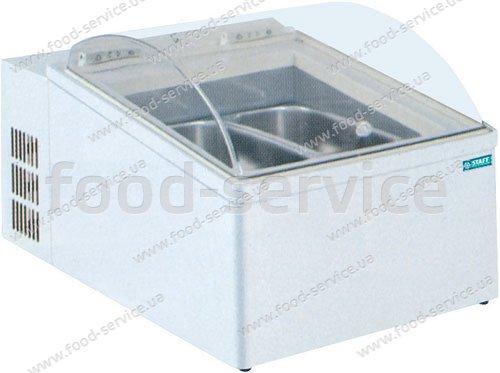 Витрина для твердого мороженого VISAGEL 210