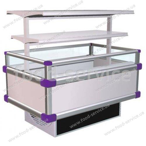 Бонет холодильный островного типа Ариада Миранда ВН 8-160