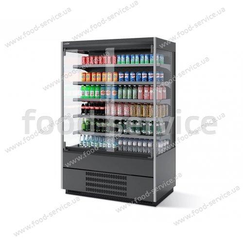 Холодильная горка Chilz BERG 190 SINGLE GLASS DOORS КОМПЛЕКТ